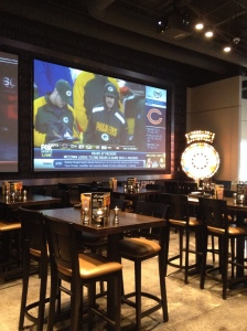 Dave and Buster's Cary sports bar