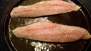 Seasoned Trout