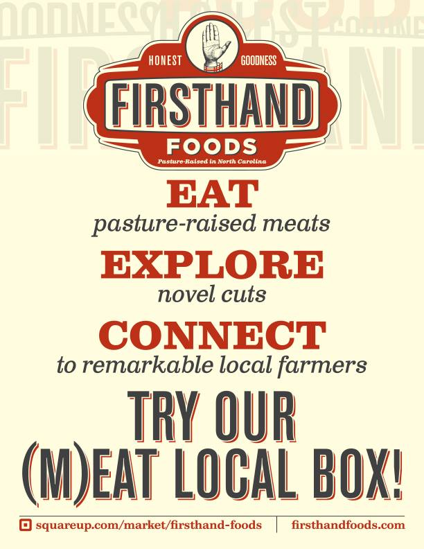 Firsthand Foods Meat box