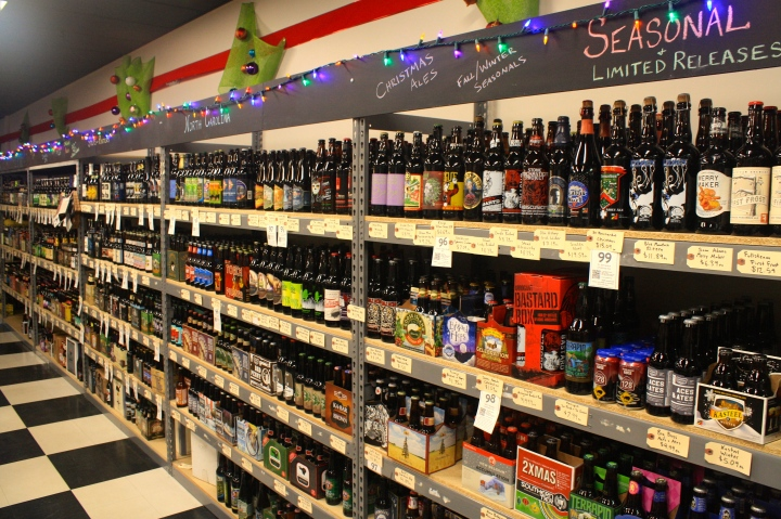 Beer Wall